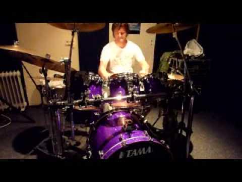 drumsolo Manuel Roos