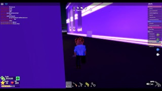 ROBLOX Mad City Playing as Police #3