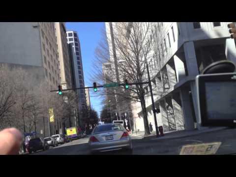 A Drive Through Richmond, Virginia's Capital District