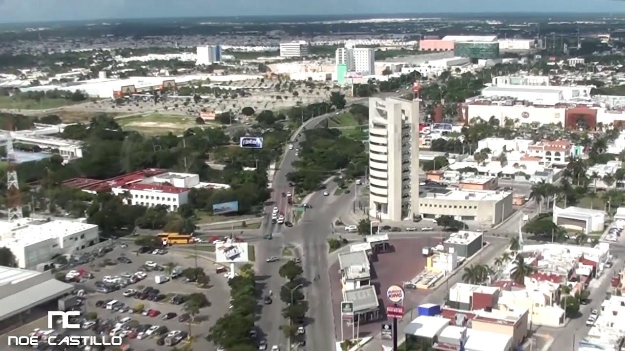 Vista a rea de m rida yucat n youtube for Construccion de piscinas merida yucatan
