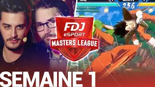 BEST OF : Poule B - DragonBall FighterZ // FDJ Master League #01