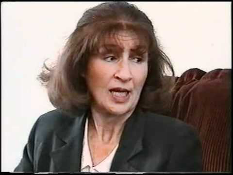 "Caroline John (""Liz"" in Doctor Who) Wine & Dine Interview 1999"