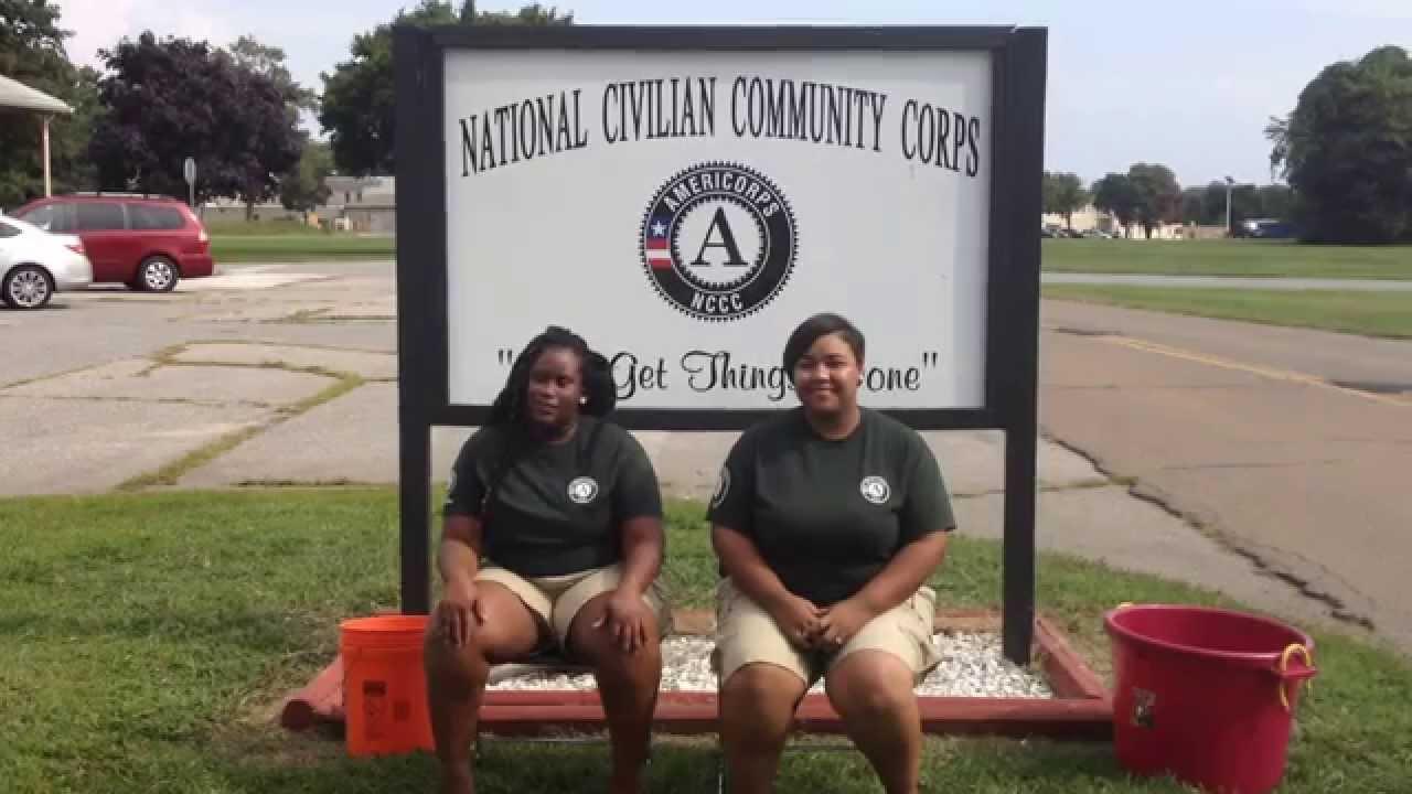 americorps nccc atlantic region ice bucket challenge part 3