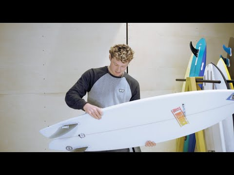 Channel Islands FishBeard Surfboard Review | The Test Tub