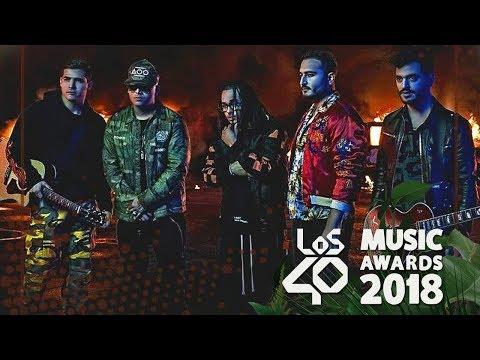 Me niego – REIK, OZUNA & WISIN Premio Los40 Global Show