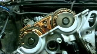 Проблема с натяжением цепи BMW N42