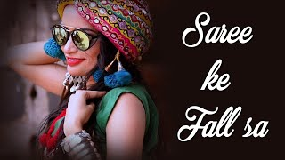 saree ke fall sa  Shuchita Vyas and Nakash Aziz