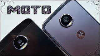 moto Z2 Play vs Moto Z Play: What's the difference ?