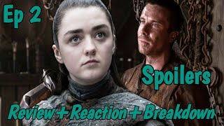 Game Of Thrones Season 8 Episode 2 | Explained In Hindi | Game Of Thrones Season 8 All Episodes |