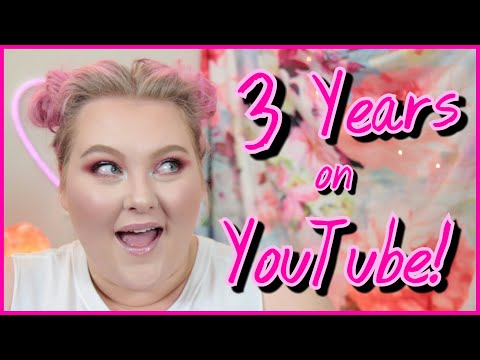 10 Life Lessons I've Learned From YouTube! // Happy 3 Year Anniversary!  | Lauren Mae Beauty