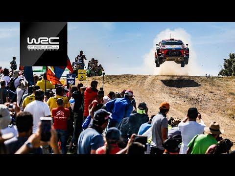 WRC - Rally Italia Sardegna 2019: WINNER Dani Sordo