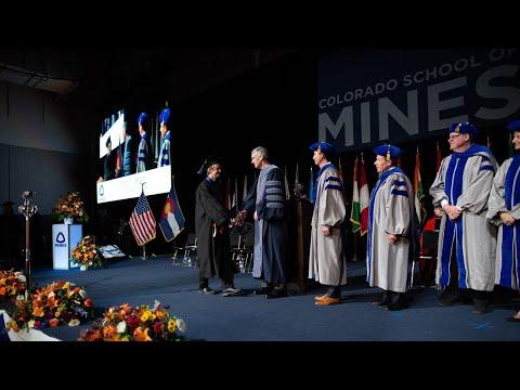 2019 Midyear Commencement: Undergraduate