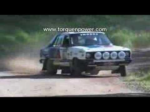 Bega Rally Classic Cars 2007