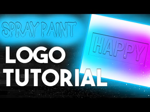 Photoshop Tutorial: Learn How to make Spray Paint Gaming Logo | Galligator thumbnail