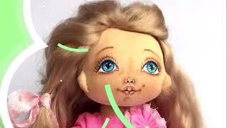 Мастеркласс по текстильной кукле.