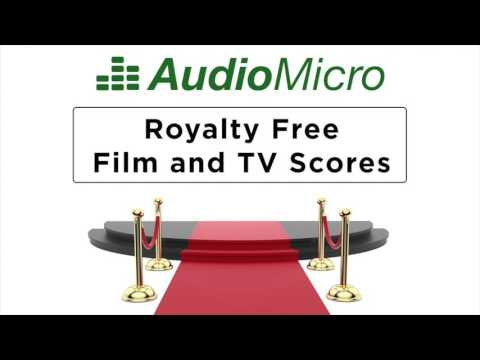 Royalty Free Film Score and Television Music from AudioMicro.com