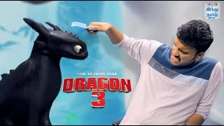 How To Train Your Dragon: The Hidden World Review | Dean DeBlois | Selfie Review |