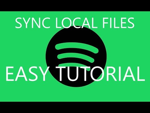 Add & Sync Your Own Songs To Spotify + Mobile Devices (PREMIUM ONLY) Spotify Tutorial