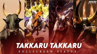 Takkaru Takkaru🔥 Fullscreen WhatsApp Status | Hip Hop Aadhi