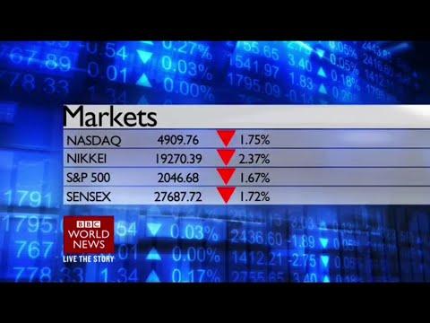 BBC World News   Breakfiller markets + news (2015).