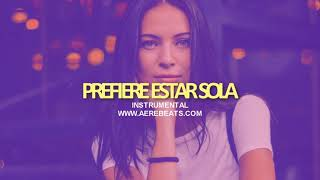 PREFIERE ESTAR SOLA - Sensual Trap x Pista de Trap | R&B Hip Hop Beat |Sex| Smooth Rap Instrumental