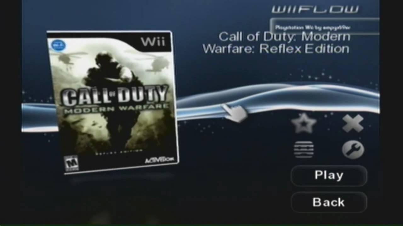 PSWii-Wiiflow theme