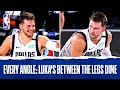 Every Angle: Luka's Between The Legs Dime!