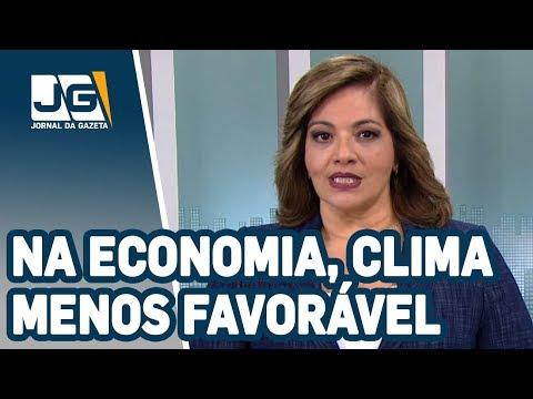 Denise Campos de Toledo/Na economia, o clima está menos favorável