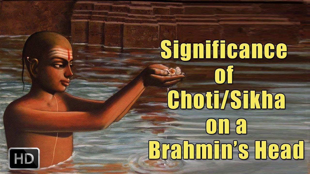 Hindu choti