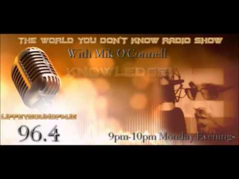 The World You Don't Know Radio Show featuring Cristína Ní Dubhsláine