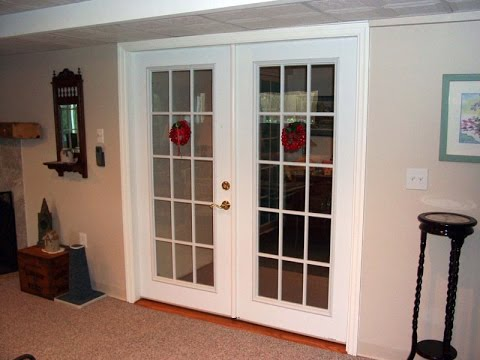 Interior Double Doors Prehung
