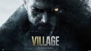 Resident Evil Village detonado completo o inicio.