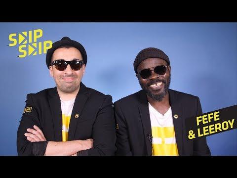 Youtube: Féfé & Leeroy:«Aucun de nous deux n'est nostalgique du Saïan» | Skip Skip