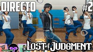 Vídeo Lost Judgment