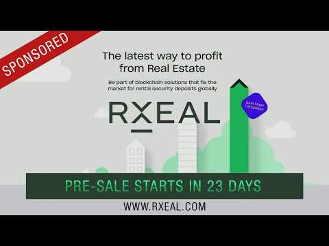 Sponsored ICO Review: RxEAL - Blockchain Meets Rental Security Deposits