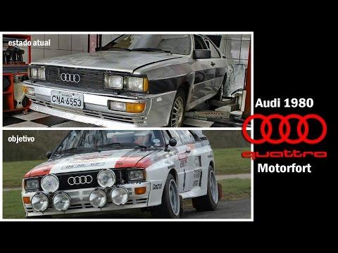 Audi Quattro 1980 | Brazil | Motorfort Sport Cars