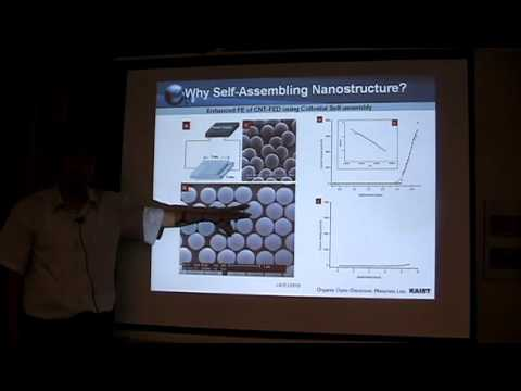 Molecular Self-Assembly - Hee-Tae Jung