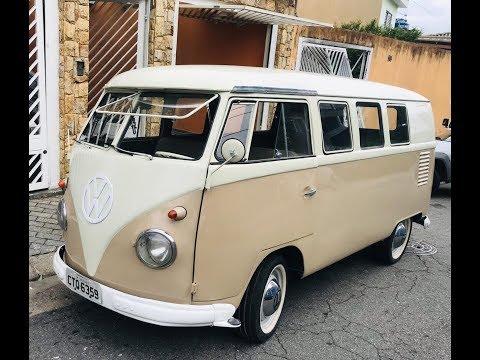 FORSALE - Volkswagen T1 Bus - Brazil 1962 - Ref. C372