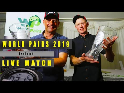 WORLD PAIRS 'LIVE MATCH' DIARY 2019! COMPETING IN WORLD FISHING EVENTS
