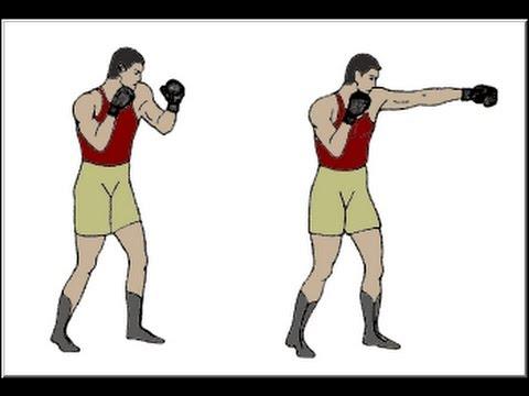 пуховый техника ударов в боксе научиться истек Чистый