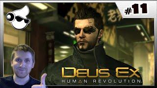 Deus Ex: Human Revolution - прохождение, обзор Часть 11