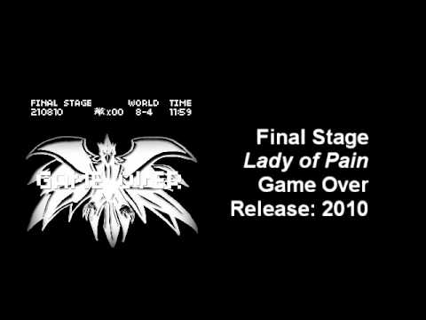 Final Stage - Lady of Pain (Game Over)
