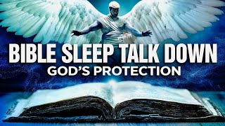 CALM Bible Sleep Meditation | God's Protection and Blessings - Peaceful Prayer and Scripture screenshot 1