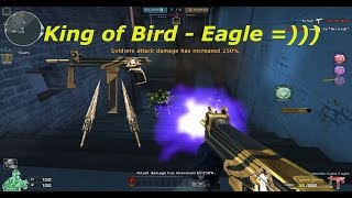 Crossfire NA/UK 2.0: Jatimatic - Sand Eagle -  This video is dedicated to Thư - TopZombie