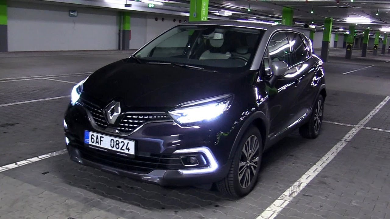 walkaround new renault captur 2018 initiale paris youtube. Black Bedroom Furniture Sets. Home Design Ideas