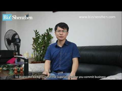 Charlie Lin, Shenzhen-based Sourcing Agent/Interpreter (Elaboration) BizShenzhen