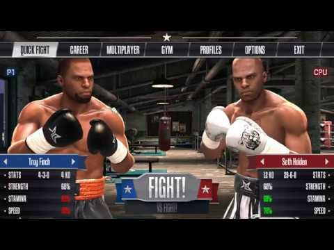 BWTM GAMING |  Lets play REAL BOXING PC #1