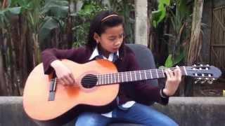 Kỉ niệm học trò - Guitar