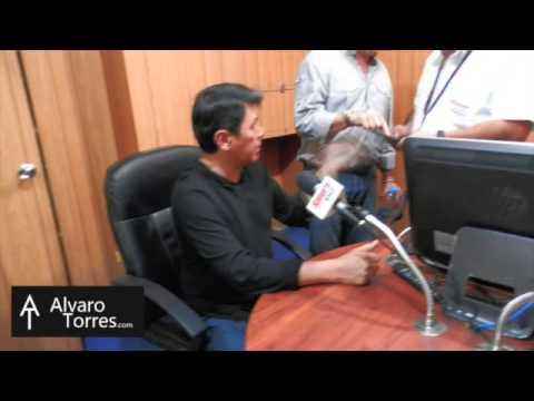 Entrevista Alvaro Torres en Radio Sonora El Salvador.