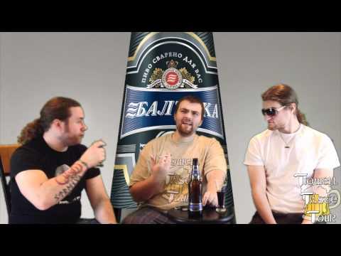 Baltika #6 Porter Russian Beer Review (Saint Petersburg, Russia)